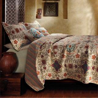 Esprit Spice Bonus 5-piece Quilt Set