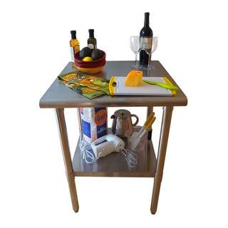Trinity EcoStorag 24-inch Stainless Steel Table