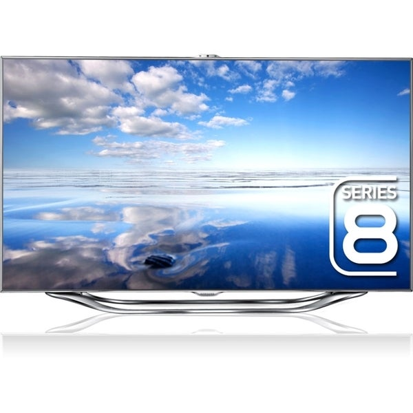 "Samsung 8000 UN46ES8000 46"" 3D 1080p LED-LCD TV - 16:9 - HDTV 1080p -"