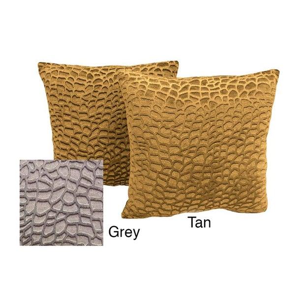 Zuma 18x18 Throw Pillows (Set of 2)
