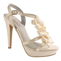 Women's Dyeables Ivy Ivory Satin