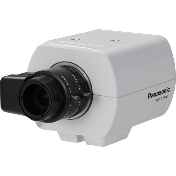 Panasonic WV-CP304 Surveillance Camera - Color, Monochrome