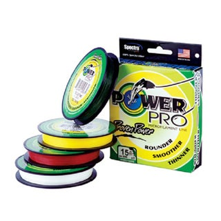 Power Pro Braided Microfilament Fishing Line (65-Pound 500-Yard)