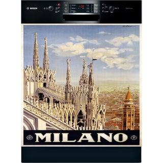 Appliance Art 'Milan' Vintage Dishwasher Cover