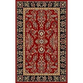 Safavieh Lyndhurst Red/ Black Rug (2'3 x 4')
