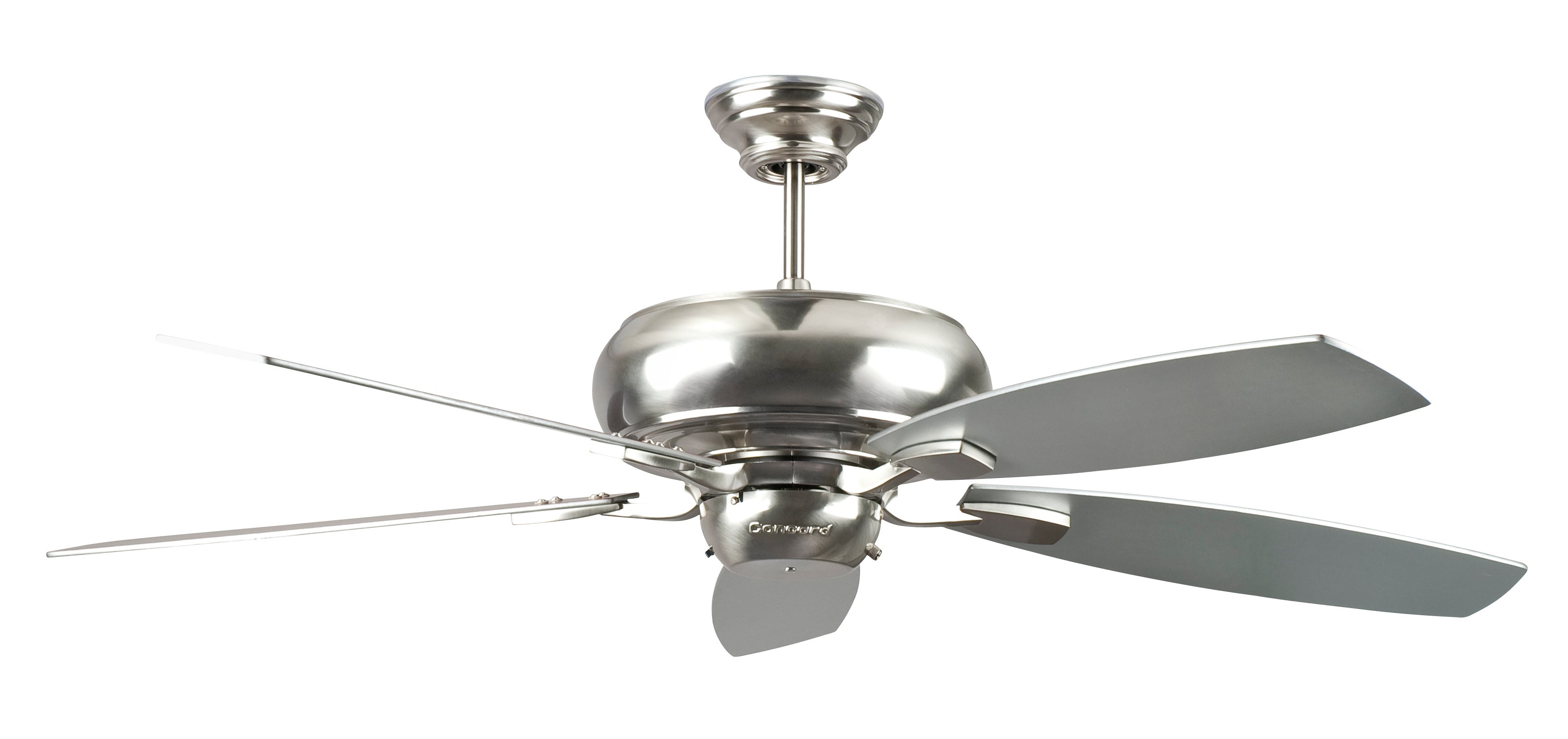 52-Inch Stainless Steel Five Blade Ceiling Fan