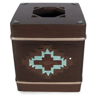 Veratex Pueblo Tissue Box Cover