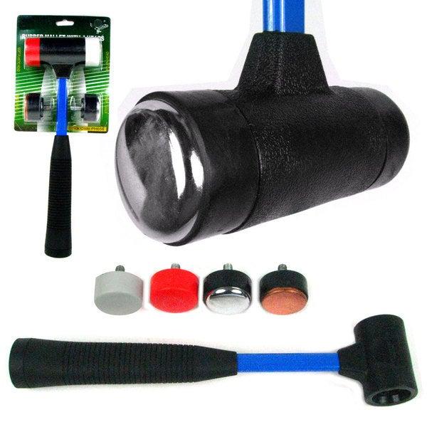 Stalwart 4-in-1 Multihead Hammer