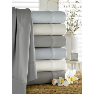 Organic Rayon from Bamboo Collection 300 Thread Count Sham (Set of 2)