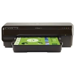 HP Officejet 7110 Inkjet Printer - Color - 4800 x 1200 dpi Print - Pl