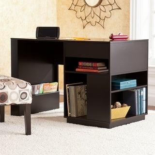 Upton Home Adami Black Desk
