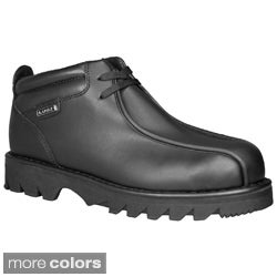 Lugz Men's 'Pathway' Leather Lace-Up Ankle Boots