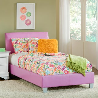 Lavender Youth Twin Bed