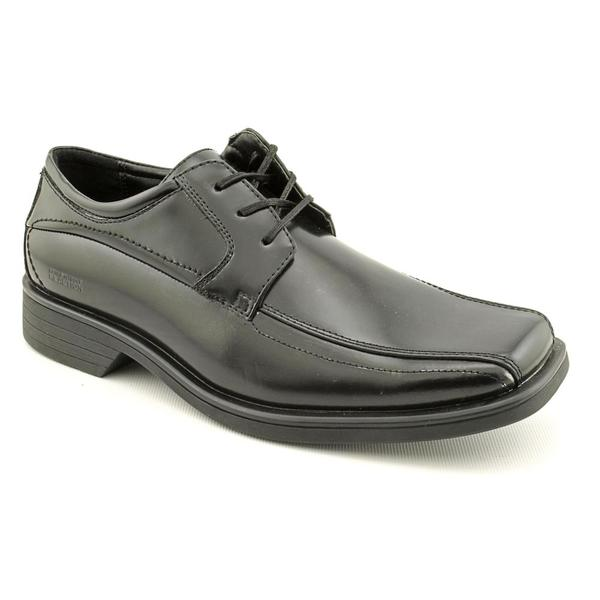 Kenneth Cole Reaction Men's 'Wet N Wire' Leather Dress Shoes