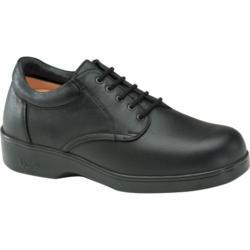 Men's Apex Ambulator Conform Oxford Black Smooth Leather