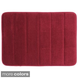 Microfiber Memory Foam 17 x 24 Bath Mat