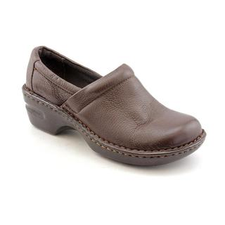 Born Concept Women's 'Peggy' Leather Casual Shoes