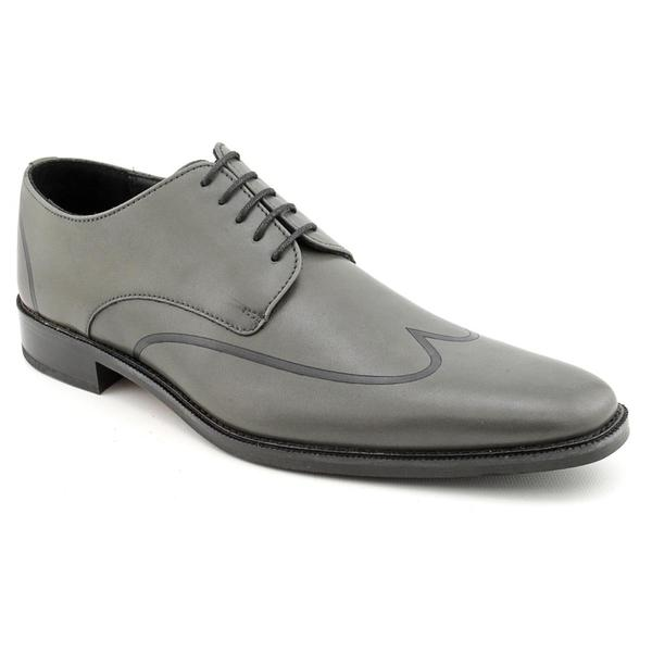 Robert Cameron Men's 'Shocking' Leather Dress Shoes - Wide (Size 8)