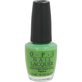 OPI Green-Wich Village Nail Lacquer