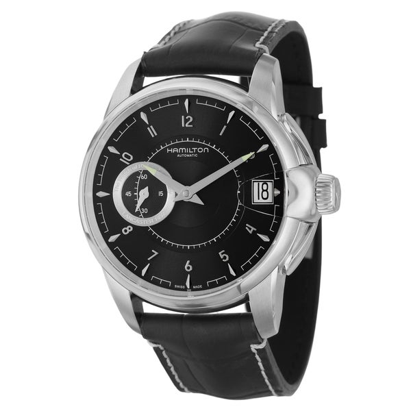 Hamilton Men's 'American Classic' Stainless Steel Swiss Automatic Watch