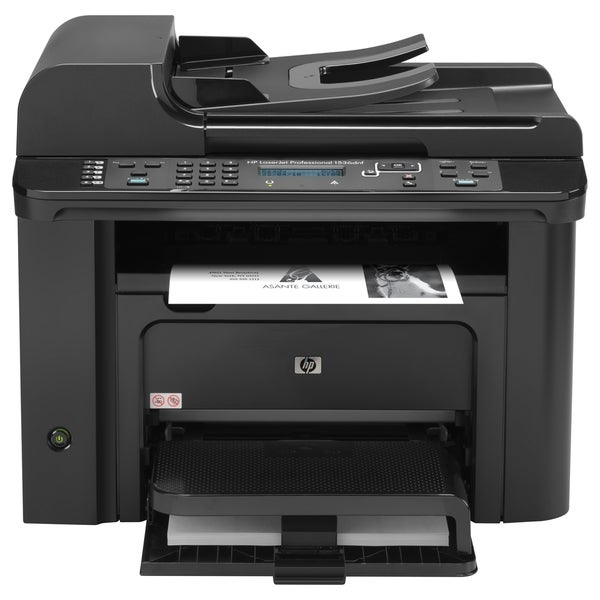 HP LaserJet Pro M1530 M1536DNF Laser Multifunction Printer - Refurbis