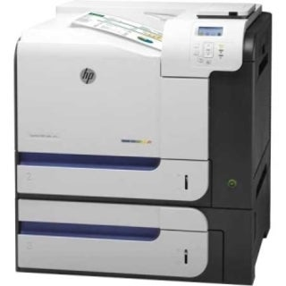 HP LaserJet M551XH Laser Printer - Color - 1200 x 1200 dpi Print - Pl