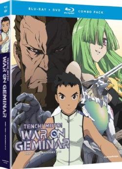 Tenchi Muyo!: War on Geminar: Part 2 (Blu-ray/DVD)