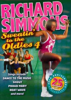 Sweatin' To The Oldies 4 (DVD)