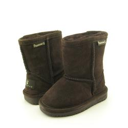 Bearpaw Toddler 'Emma' Brown Chocolate Boots Snow Shoes