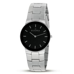 Skagen Men's Stainless Steel Link Dress Watch