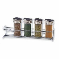 Chrome Spice Shelf