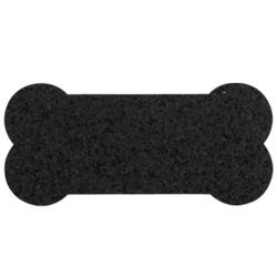 Ore Skinny Bone Placemat in Black