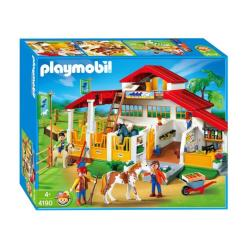 Playmobil Pony Ranch Horse Farm Play Set