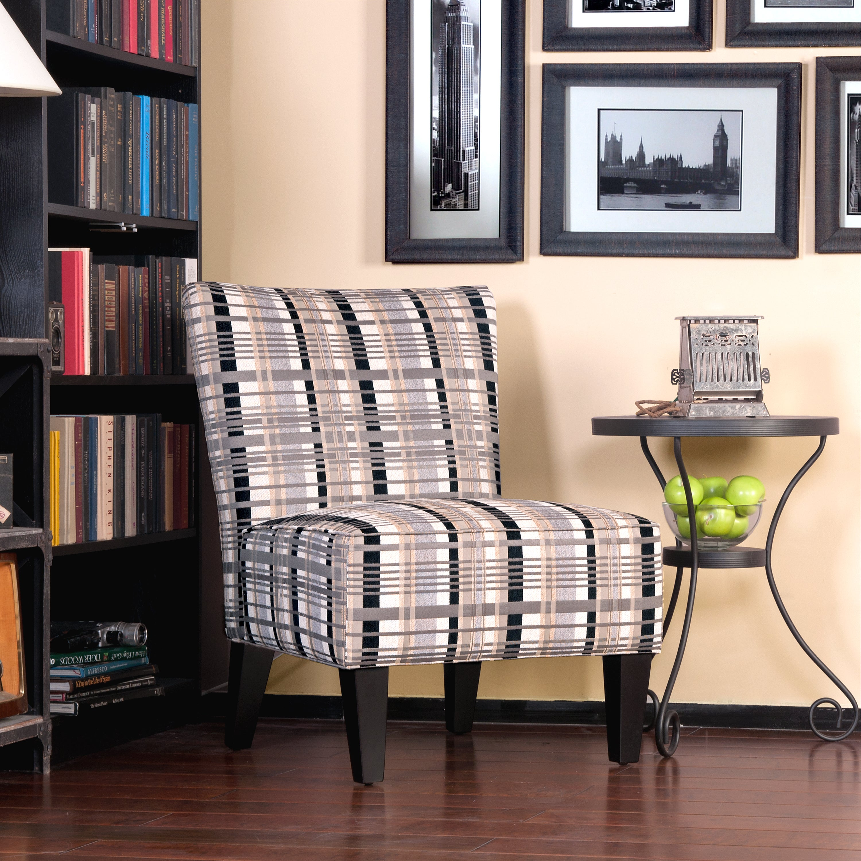 Overstock shopping great deals on portfolio living room chairs