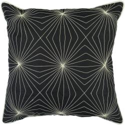 Decorative Band 22-inch x 22-inch Pillow