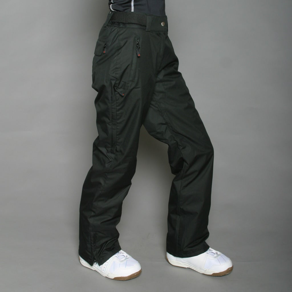 Marker Women's Betty Insulated Black Snowboard Pants