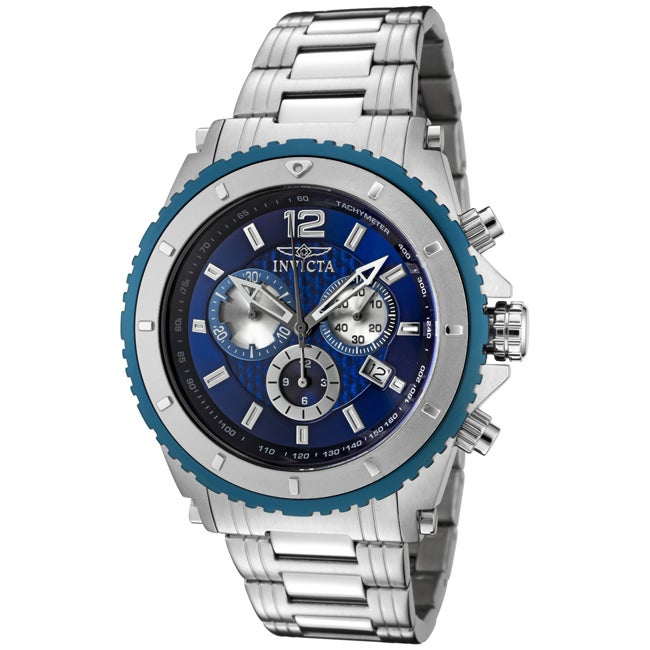 Invicta Men's 'Invicta II' Stainless Steel Watch