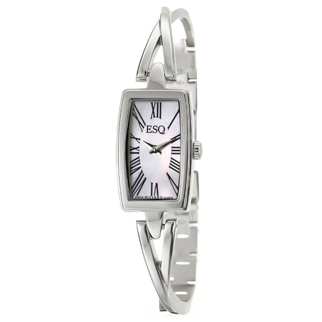 ESQ by Movado Women's 'Sienna' Stainless Steel Quartz Watch