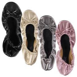 Sidekicks Women's Foldable Ballet Flats
