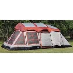 Texsport Big Horn Three-room Family Cabin Tent