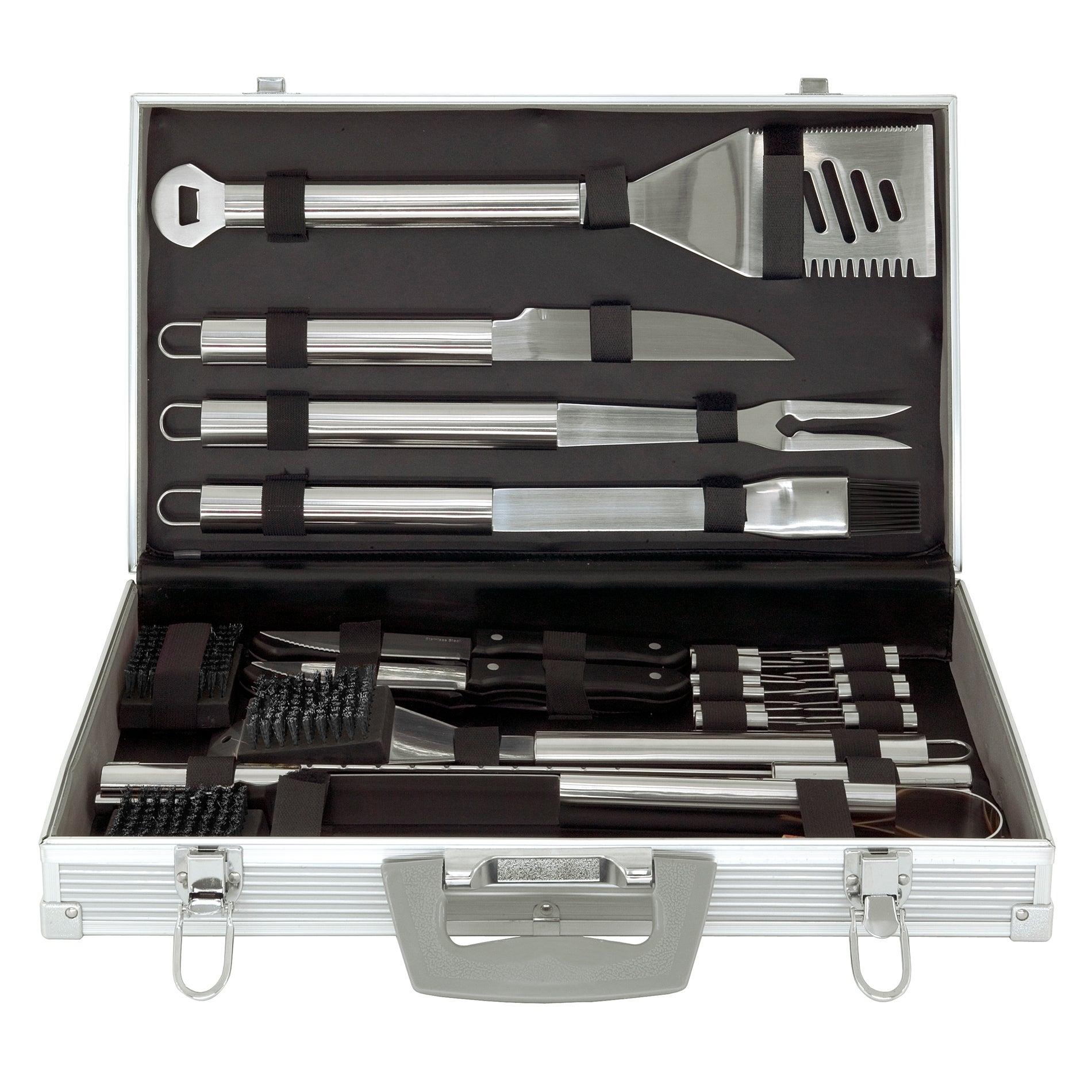 Mr. BBQ 30-piece Platinum Prestige Tool Set