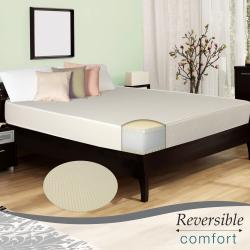 Select Luxury Reversible E.C.O. Latex Foam Medium Firm 10-inch Full-size Mattress