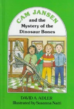 Cam Jansen and the Mystery of the Dinosaur Bones (Hardcover)