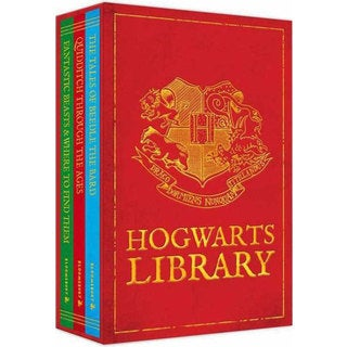 The Hogwarts Library (Hardcover)