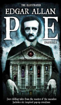 The Illustrated Edgar Allan Poe (Hardcover)