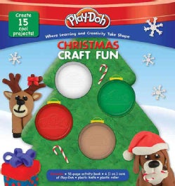 Christmas Craft Fun (Hardcover)