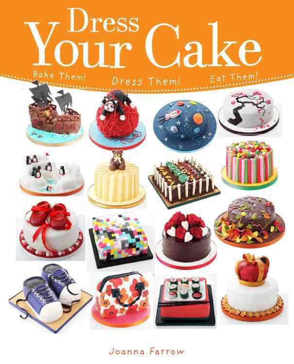 Dress Your Cake (Paperback)