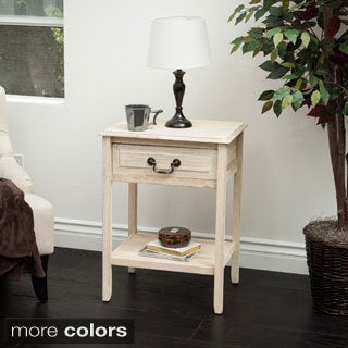 Christopher Knight Home Banks Acacia Wood Accent Table