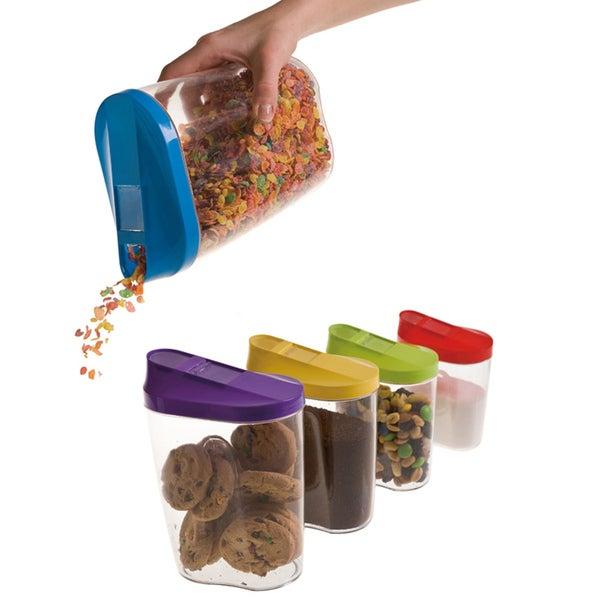 KitchenWorthy 10-piece Serving/ Storage Container Set