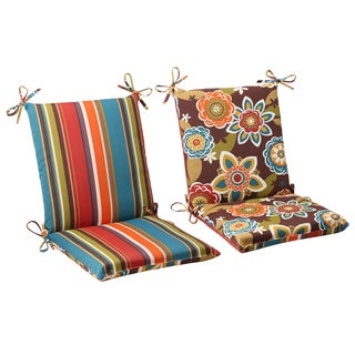 Pillow Perfect Outdoor Annie Polyester Chair Cushion